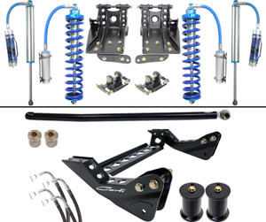"Carli 4.5"" Coilover 05-16 Ford F250/350 6.7L, Base Kit"