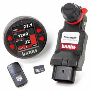 Banks 67103 2020 Duramax L5P Derringer Tuner w/ iDash