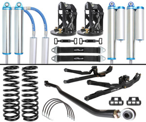 "Carli 3"" Performance Long Arm Kit 2003-13 Dodge Ram 2500/3500 Diesel"