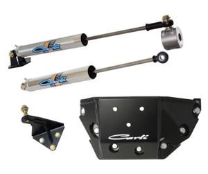 Carli Opposing Steering Stabilizer System 03-13 Dodge Ram 2500/3500