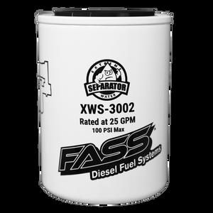 FASS XWS-3002 EXTREME WATER SEPARATOR