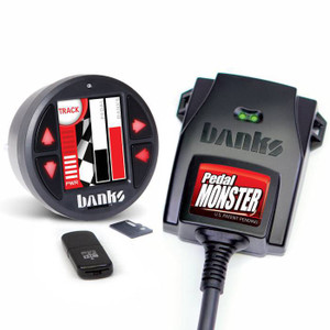 Banks PedalMonster, with iDash DataMonster for many Chevy/GMC, Dodge, Jeep