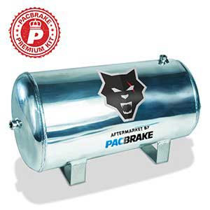 Pacbrake 5 Gallon Aluminum Premium Air Tank Kit W/Air Tank Airline Air Nozzle Air Accessories Fittings And Fasteners Pacbrake
