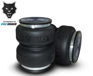 Pacbrake Heavy Duty Rear Air Suspension Kit For 07-18 Silverado/Sierra 1500 2WD/4WD Pacbrake