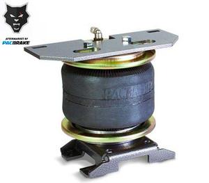 Pacbrake Heavy Duty Rear Air Suspension Kit For 13-15 Chevrolet / GMC Class C Motor Home G3500/4500 Pacbrake