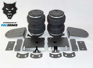 Pacbrake Heavy Duty Rear Air Suspension Kit For 19-21 RAM 1500 2WD Pacbrake
