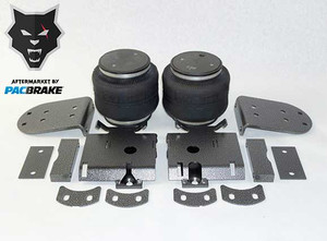 Pacbrake Heavy Duty Rear Air Suspension Kit For 19-21 RAM 1500 4WD Pacbrake