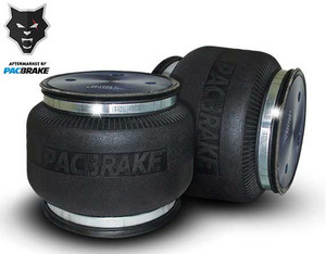 Pacbrake Heavy Duty Single Convoluted Replacement Air Spring Pacbrake