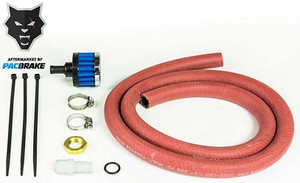 Pacbrake Optional Air Intake Kit For Compressors Exposed To Elements Pacbrake