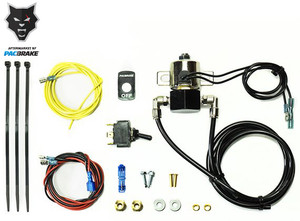 Pacbrake Performance Override Switch Kit For 94-98 Dodge Ram Diesel Trucks Pacbrake