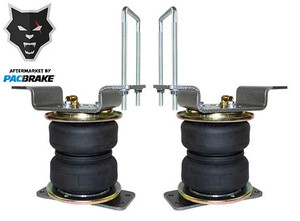 Pacbrake Rear Air Suspension Kit For 19-21 Silverado/Sierra 1500 Pacbrake