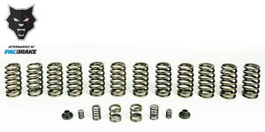 Pacbrake Spring Kit 12 HD Valve Springs For 94-98 Dodge Ram 2500/3500 Cummins 12 Valve Engine W/ P7100 Injection Pump Pacbrake