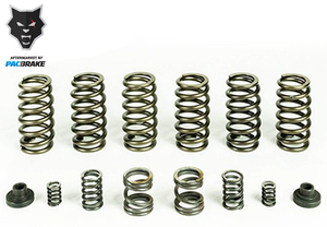 Pacbrake Spring Kit 6 HD Valve Springs For 94-98 Dodge Ram 2500/3500 Cummins 12 Valve Engine W/ P7100 Injection Pump Pacbrake