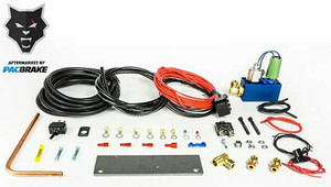 Pacbrake Unloader Assembly Kit For 12V HP10625H and HP10625V Compressors For Use W/Air Tanks Pacbrake