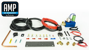 Pacbrake Unloader Assembly Kit For 24V HP10625V-24 Compressor For Use W/Air Tanks Pacbrake