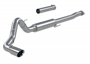"MBRP 2021 Ford F-150 3.5L/2.7L Ecoboost, 5.0L 4"" Cat Back Exhaust, Race, T409 SS"