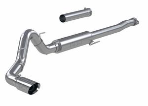 "MBRP 4"" Cat Back Exhaust 2021 Ford F150 2.7L/ 3.5L Ecoboost, 5.0L, Race, T409 SS"