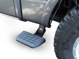 AMP Research BedStep2 - Black, 2009-2014 Ford F-150