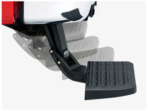 AMP Research BedStep - Black, 2020 Jeep Gladiator BedStep