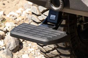 AMP Research BedStep - Black, Jeep Wrangler 2018-19