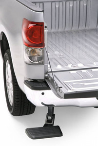AMP Research BedStep - Black, 2016-2017 Toyota Tundra