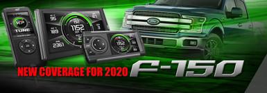 2020 Ford F150  3.5L/2.7L/5.0L Edge Products Tuning!