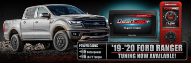 Big Gains with SCT Tuning for New Ford Ranger 2.3L