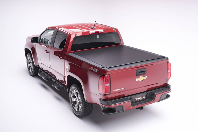 TruXedo Lo Pro 15-19 GMC Canyon & Chevrolet Colorado w/Sport Bar 5' Bed