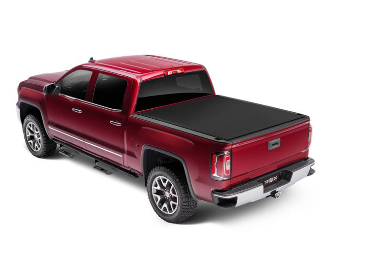 "TruXedo Sentry CT 2019 GMC Sierra 1500 & Chevrolet Silverado 1500 New Body Style 5'8"" Bed"
