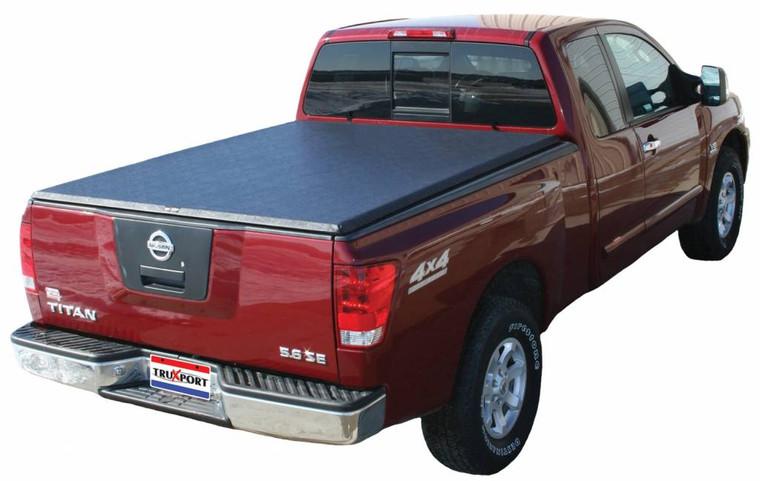 "TruXedo TruXport 04-15 Nissan Titan w/Track System 5'6"" Bed"