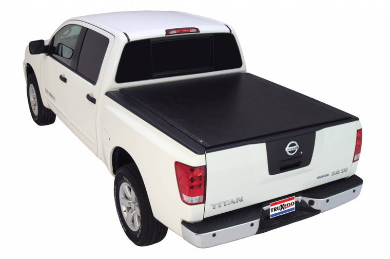 """TruXedo Deuce 04-15 Nissan Titan with or w/o Track System 5'6"""" Bed"""