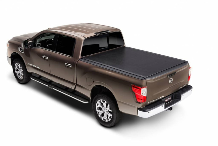 TruXedo Lo Pro 16-19 Nissan Titan with or w/o Track System 8' Bed