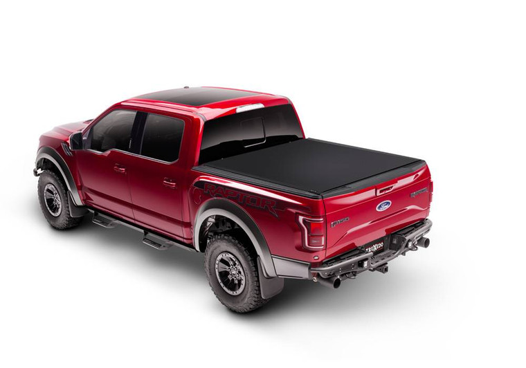 """TruXedo Sentry CT 16-19 Nissan Titan with or w/o Track System 6'6"""" Bed"""