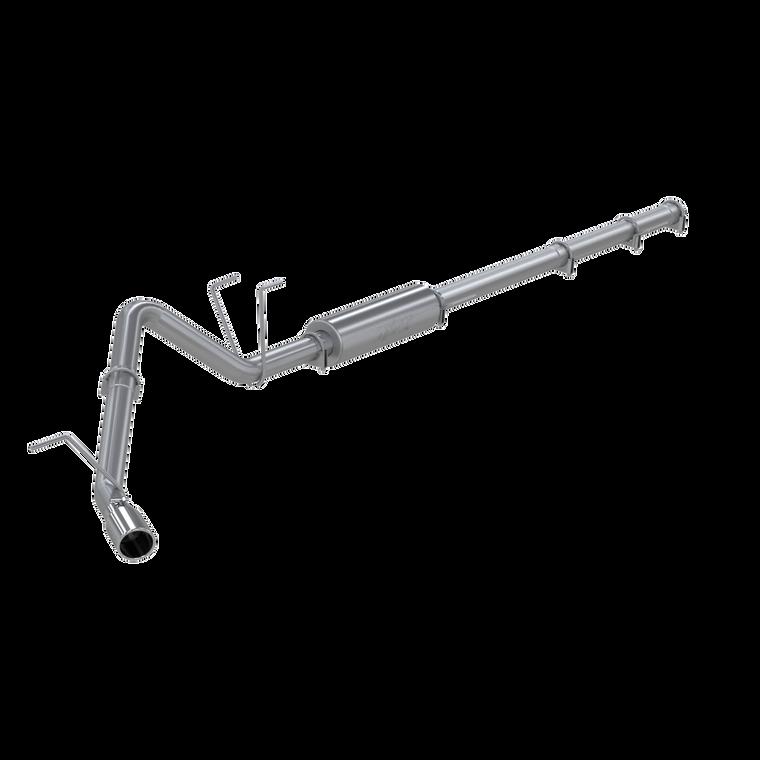 "MBRP 3"" Cat Back, Single Side, AL, Dodge Ram 1500 5.7L Hemi 2009-18, 2019 Classic"