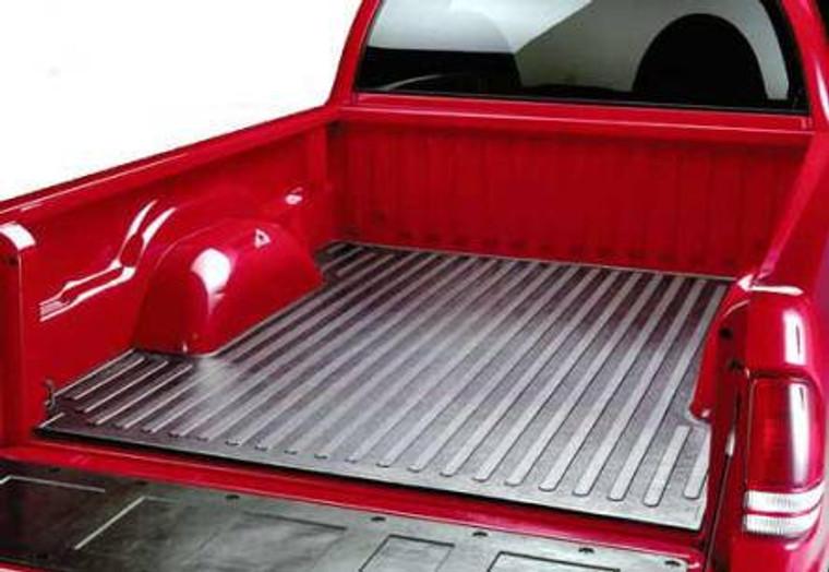 BEDRUG Bedmat for Spray-In or No Bed Liner 02-18 Dodge RAM & 2019 Classic Model 8' Bed