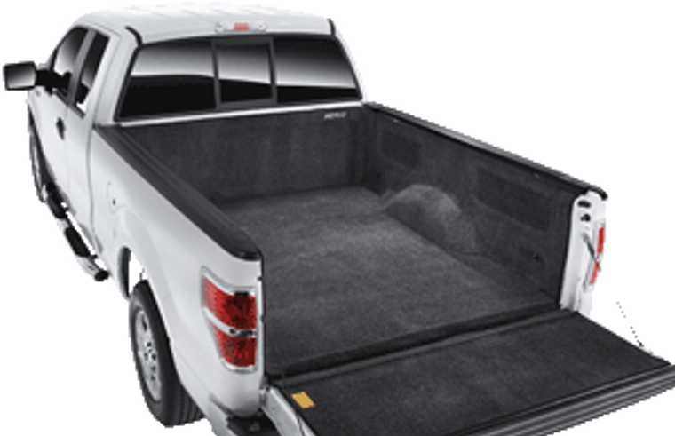 BEDRUG Tailgate Mat 04-14 Ford F-150 w/o Factory Step Gate