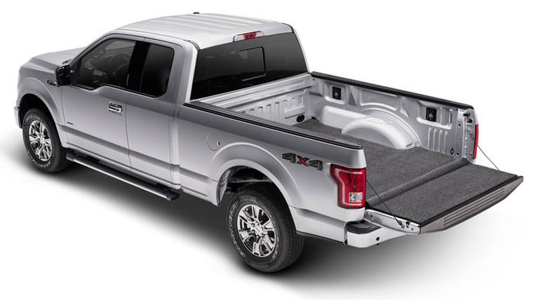 """BEDRUG XLT Bedmat for Spray-In or No Bed Liner 15+ Ford F-150 5'5"""" Bed"""