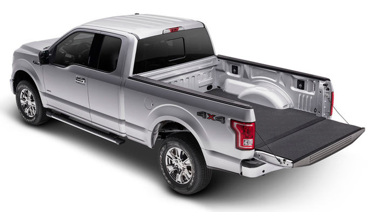 """BEDRUG Impact Mat for Spray-In or No Bed Liner 15+ Ford F-150 6'5"""" Bed"""