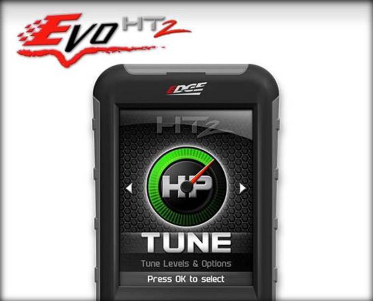 Edge EvoHT2 California Edition Handheld Tuner - 99-10 Ford, 01-15 GMC/Chevrolet, 03-12 Ram with Diesel Engines
