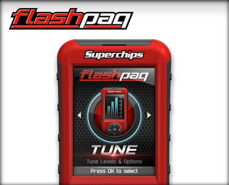 Superchips F5 Flashpaq Ford Trucks (Diesel 99-19 & Gas 99-19)