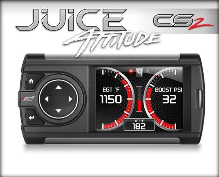 Edge 2001-2002 DODGE (5.9L) JUICE W/ATTITUDE CS2