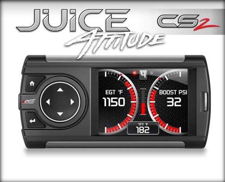 Edge 2006-2007 GM DURAMAX (6.6L) JUICE W/ATTITUDE CS2
