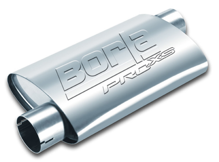 "Borla ProXS Muffler - 3"" Offset/Center 14""x4""x9.5 BOR-400491"