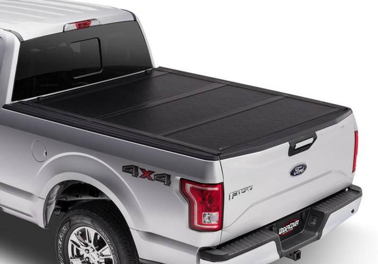 UnderCover Flex 2015-2019 Chevrolet Colorado/GMC Canyona 6ft Short Bed Std/Ext Black Textured