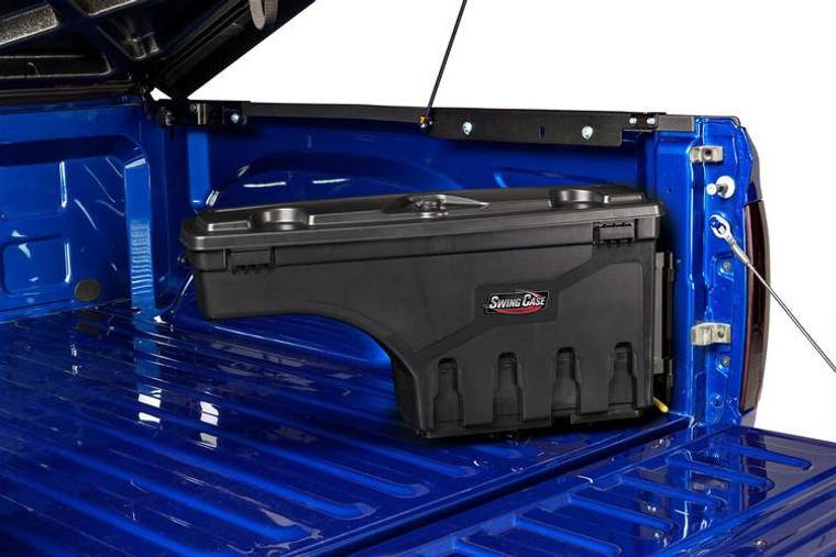 UnderCover Swing Case 2004-2012 Chevrolet Colorado/GMC Canyon Passenger Side Black Smooth