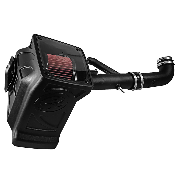 S&B Intake 2017-2021 Chevrolet Colorado GMC Canyon 3.6L V6 (Oiled or Dry Filter)