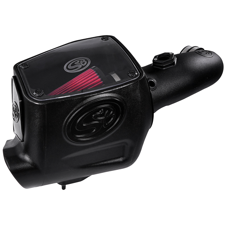 S&B Intake 2008-10 Ford F250 / F350 V8-6.4L Powerstroke (Oiled or Dry Filter)