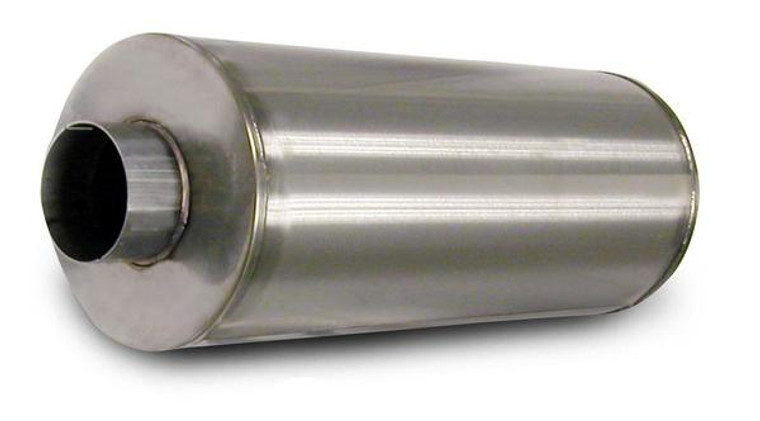 Corsa Dodge RAM Cummins Ford PowerStroke 4.0 Inch Diesel Muffler Upgrade Kit Sport Sound Level