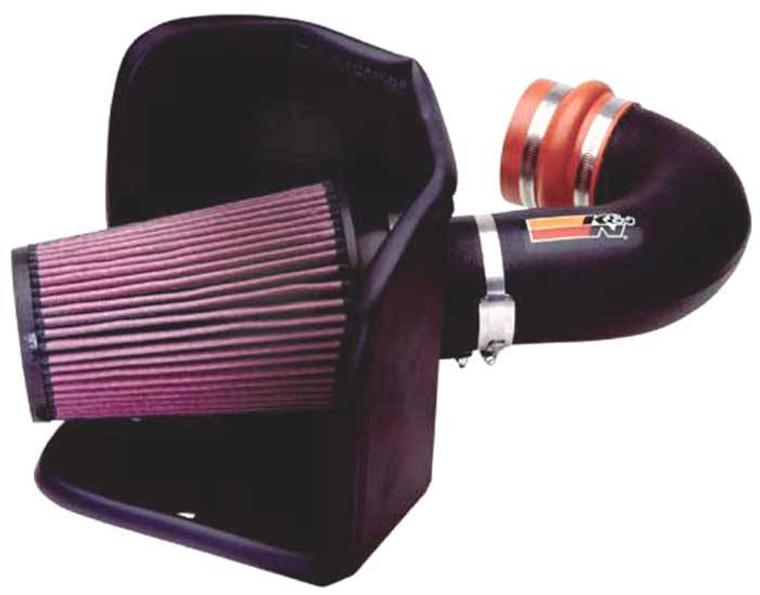 K&N 57 Series FIPK Aircharger Intake Kit 94-02 5.9L Cummins