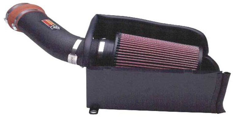 K&N 57 Series FIPK Aircharger Intake Kit 94-97 7.3L Power Stroke
